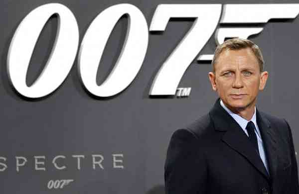 Daniel Craig (AP Photo/Michael Sohn/File)