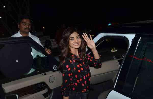 Shilpa Shetty (Photo: IANS)