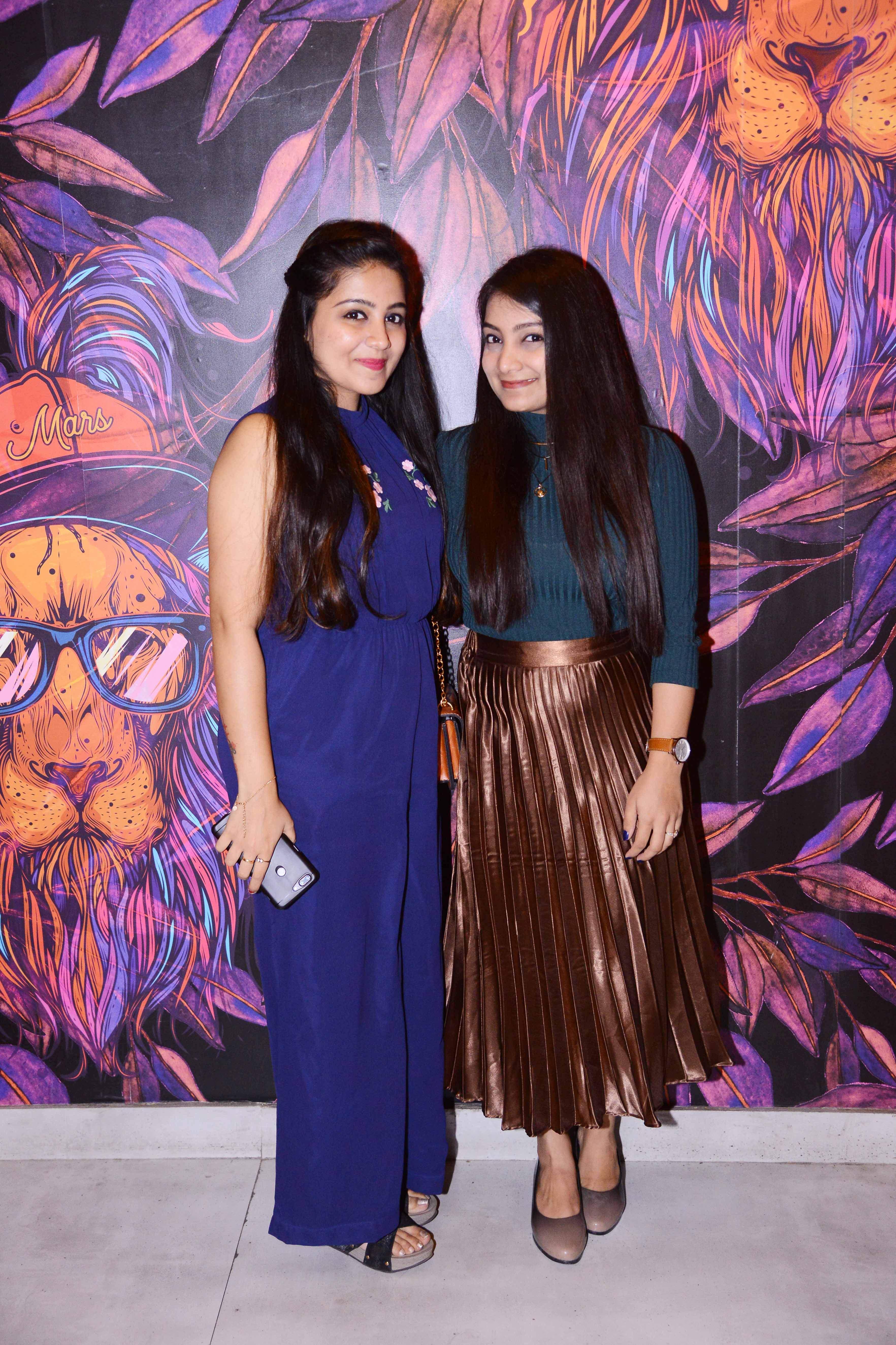 Vidhi & Ayushi