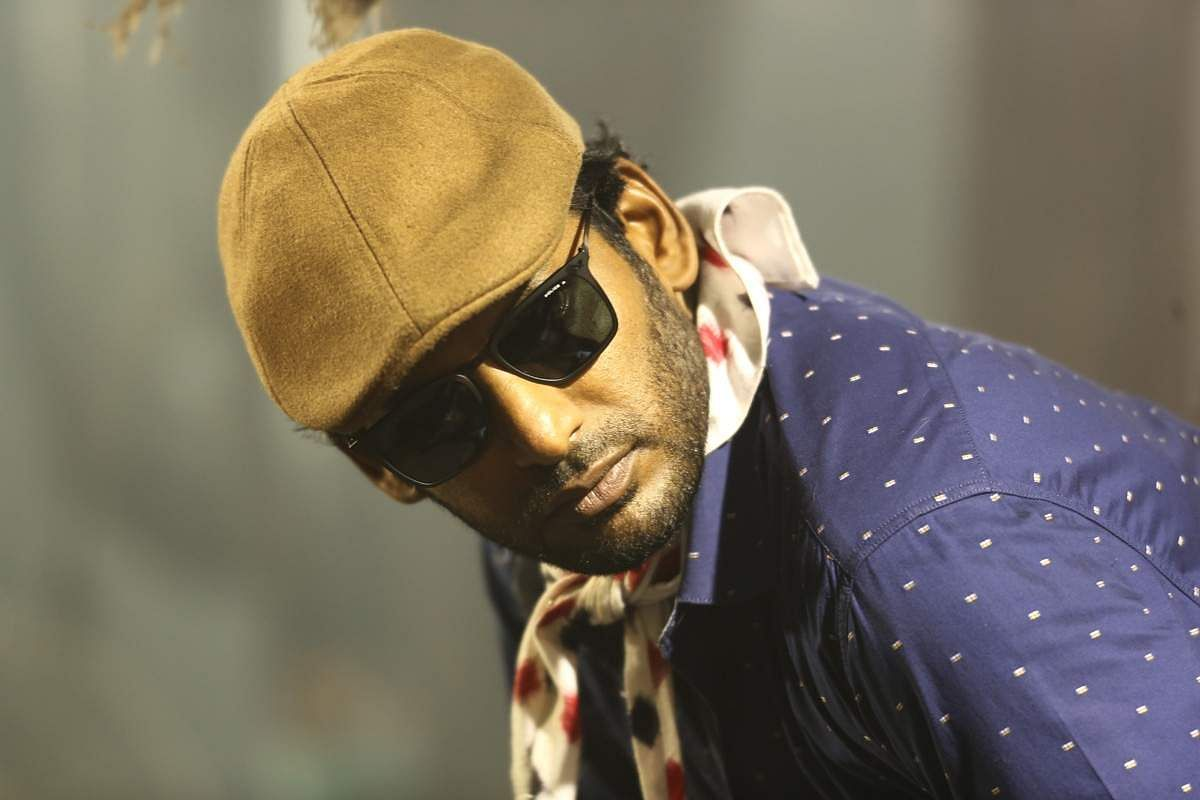 Actor Vishal (Photo: IANS)