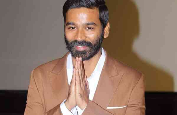 Tamil superstar Dhanush (Photo: IANS)