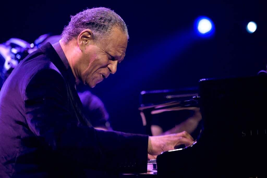 McCoy Tyner (AP Photo/Keystone, Dominic Favre/File)