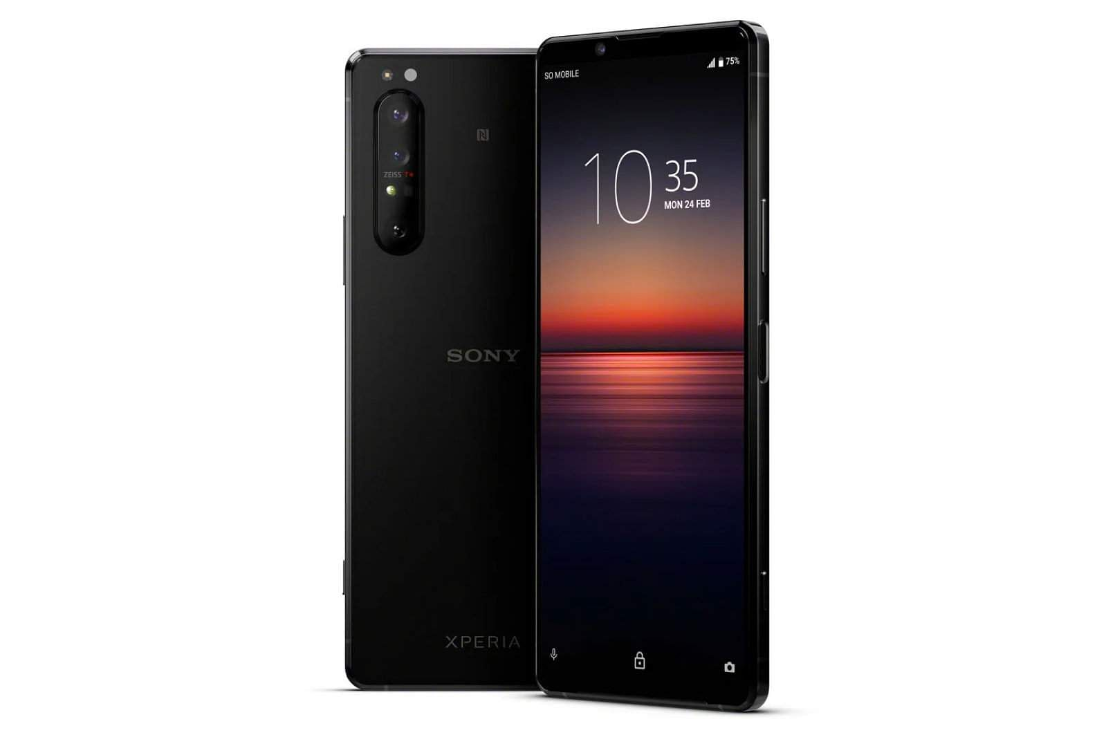 """Sony Xperia 1 MK II: 21:9 CinemaWide 6.5"""" 4K HDR OLED display, pro cam & colour reproduction, Dolby Atmos, high-def gaming, Wifi 6, Snapdragon 865 5G, 4000mAH battery, Android 10. INR 97,000."""