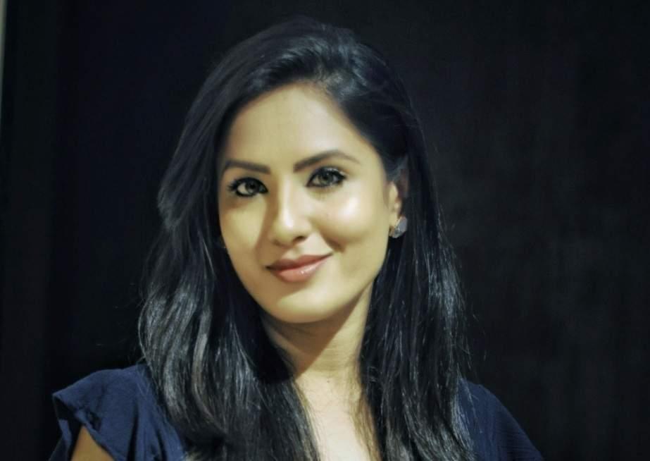 Actress Puja Banerjee (Photo: Shubhi Maheshwari/IANS)