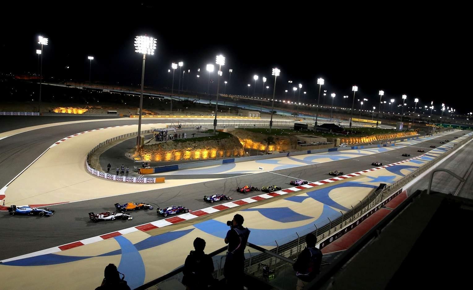 Bahrain's Formula 1 Grand Prix (AFP/Andrej ISAKOVIC)