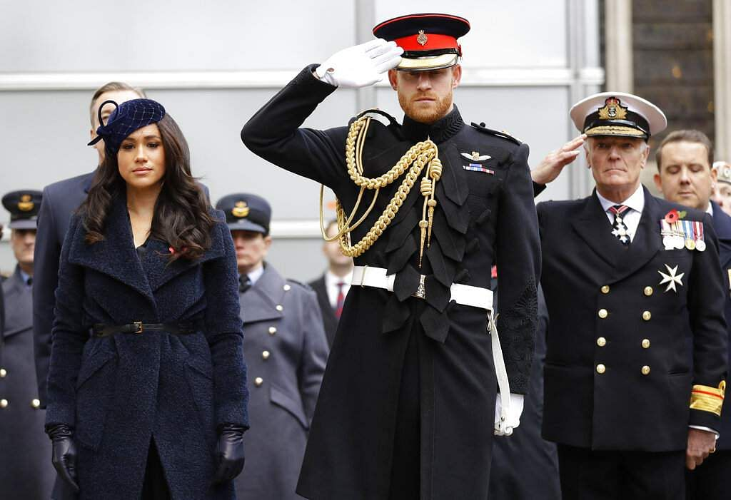 Prince Harry and Meghan Markle (AP Photo/Kirsty Wigglesworth/file)