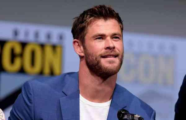 Chris Hemsworth (Source: Internet)