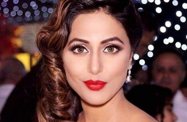 Hina Khan (Source: Internet)