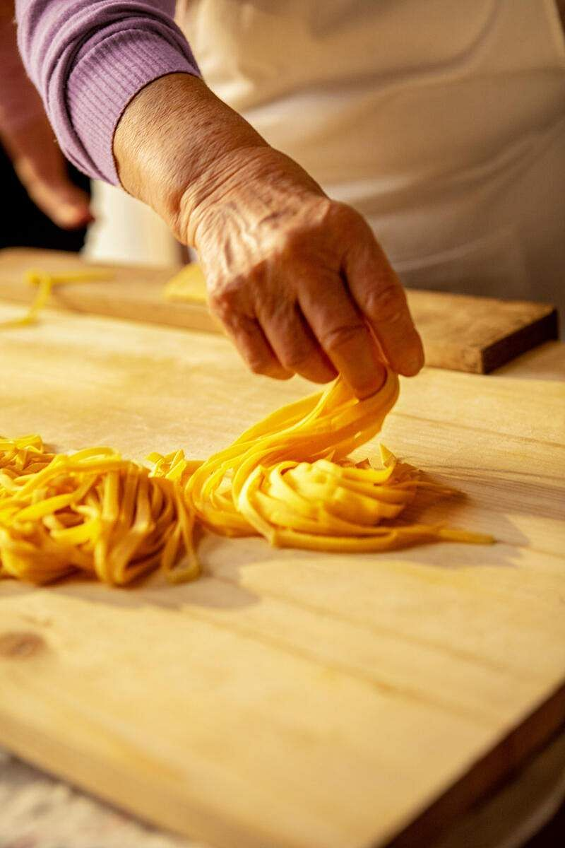 Highlights of Airbnb Online Experiences and virtual tours: Grandma's Pasta (Rome, Italy). (All pics courtesy: Airbnb)