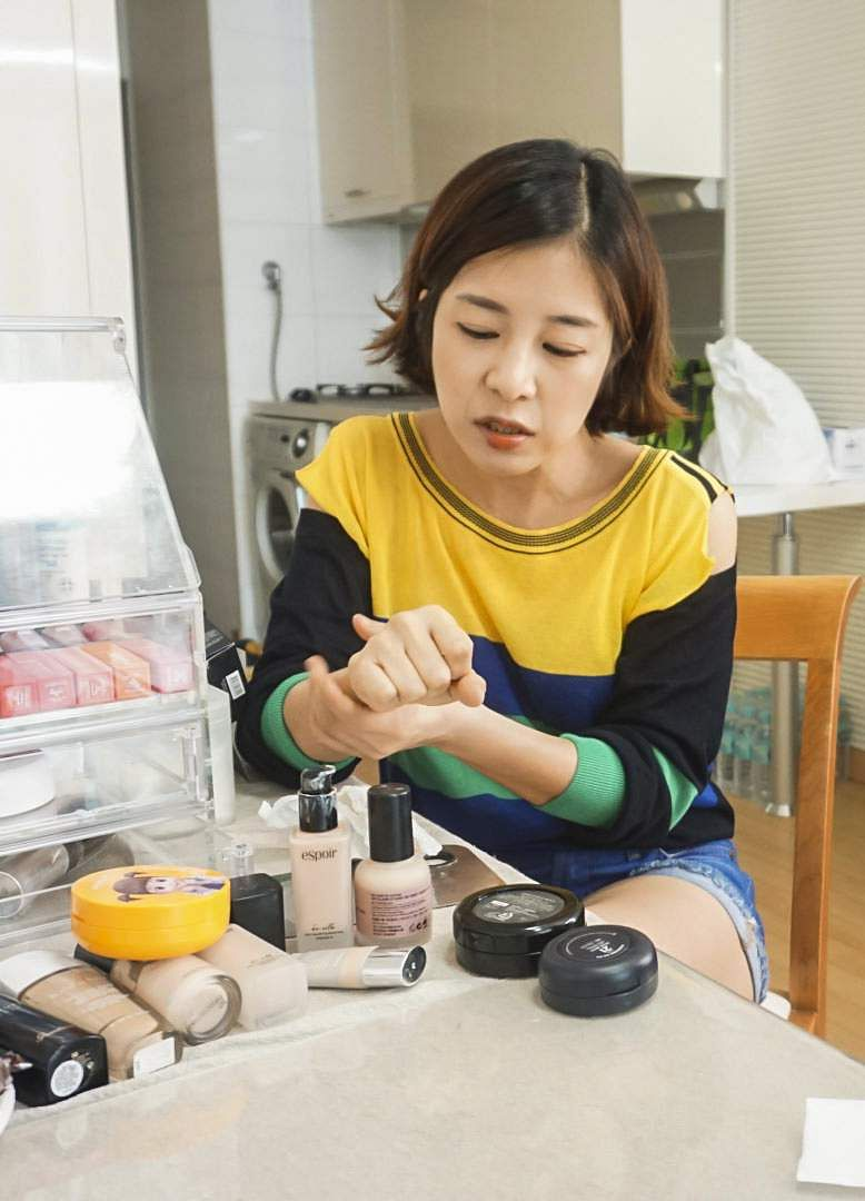 Highlights of Airbnb Online Experiences and virtual tours: K-BEAUTY 101 with a TV Host (Seoul, South Korea). (All pics courtesy: Airbnb)