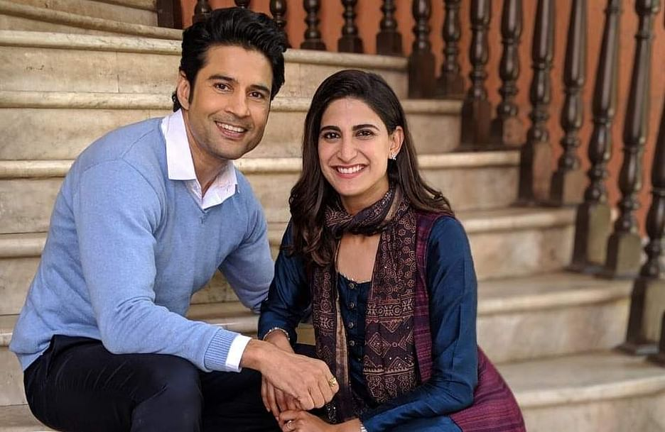 Exclusive: Rajeev Khandelwal and Aahana Kumra talk about their latest  web-series, Marzi