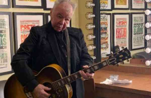Country folk singer John Prine (Source: IANS)