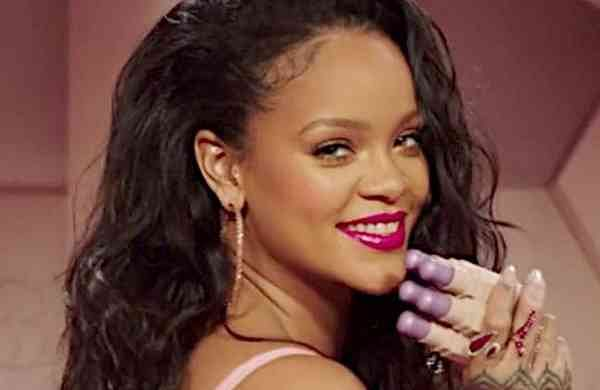 Rihanna (Source: Internet)