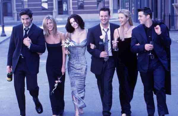 The cast of Friends (Photo: IANS)