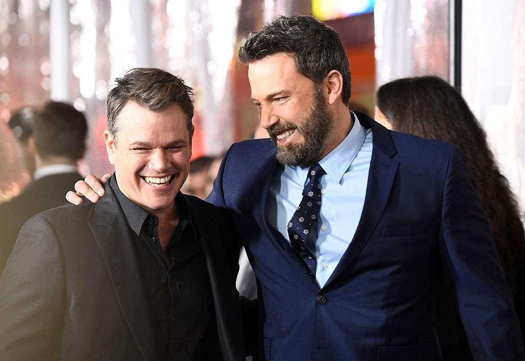 Ben Affleck, Matt Damon play poker, raise USD 1.75 million for COVID-19 relief work