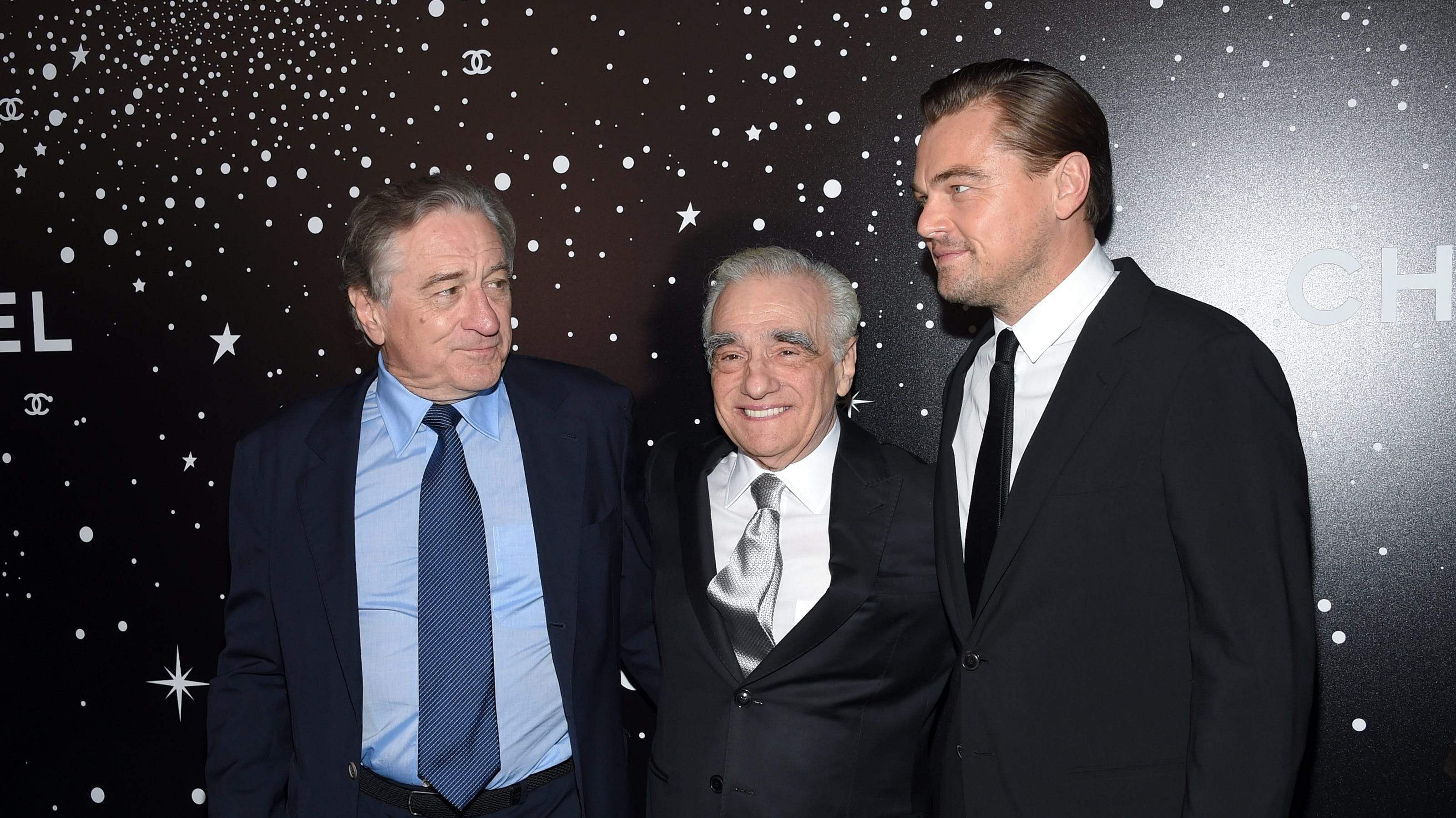 DiCaprio, De Niro offer movie role to fans in Scorsese movie to raise money