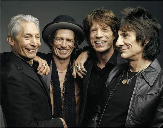 The Rolling Stones (Pic: Internet/Archives)