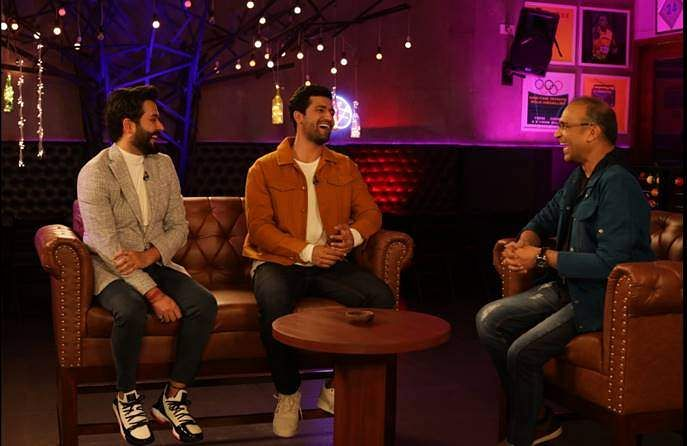 Vicky Kaushal on Starry Nights Gen Y