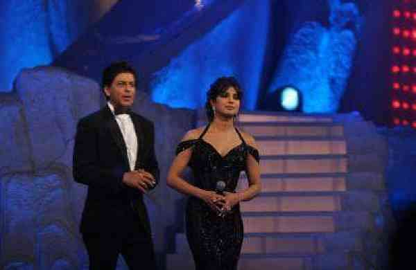SRK & Priyanka Chopra (File photo/IANS)