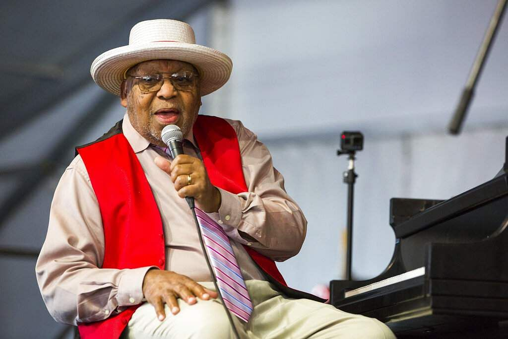 Ellis Marsalis (AP Photo/Sophia Germer, File)