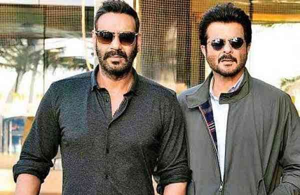 Ajay Devgn & Anil Kapoor (Photo: IANS)