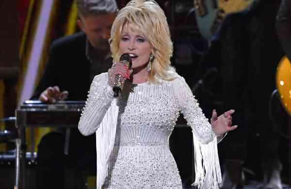 Dolly Parton (AP Photo/Mark J Terrill, File)
