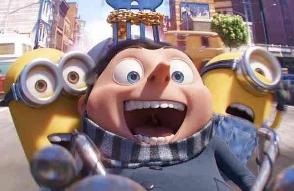 Minions: The Rise of Gru (Illumination Entertainment and Universal Pictures via AP)