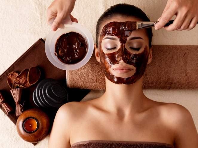 chocolatefacemask