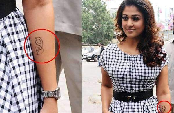 Nayantara revamps her 'Prabhu' tattoo, changes it to Positivity
