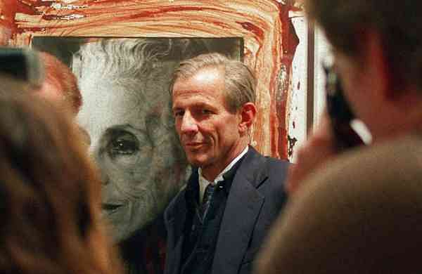 Peter Beard (AP Photo/Jerome Delay, File)