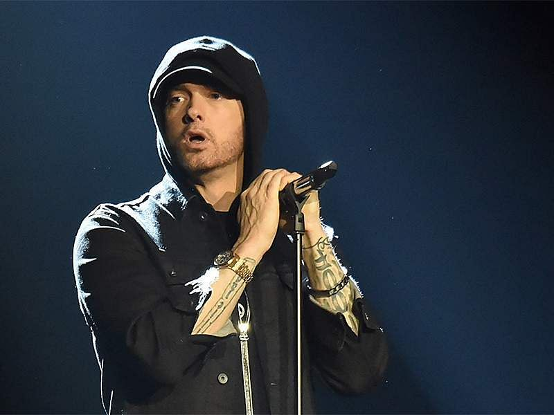 'Clean dozen, in the books!': Eminem celebrates 12 years of sobriety