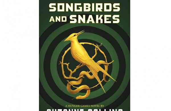 The Ballad of Songbirds and Snakes by Suzanne Collins (Scholastic via AP)