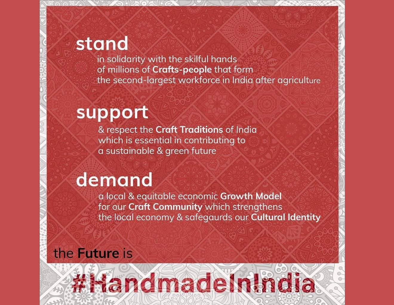 The future is #HandmadeInIndia | The Crafts Council of India
