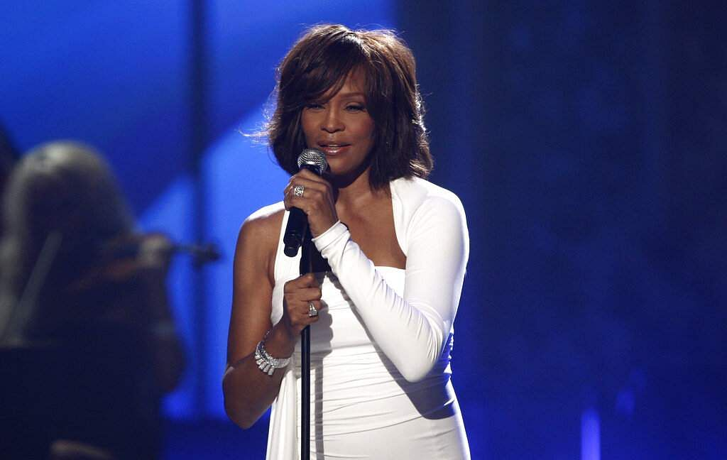 Whitney Houston (AP Photo/Matt Sayles)