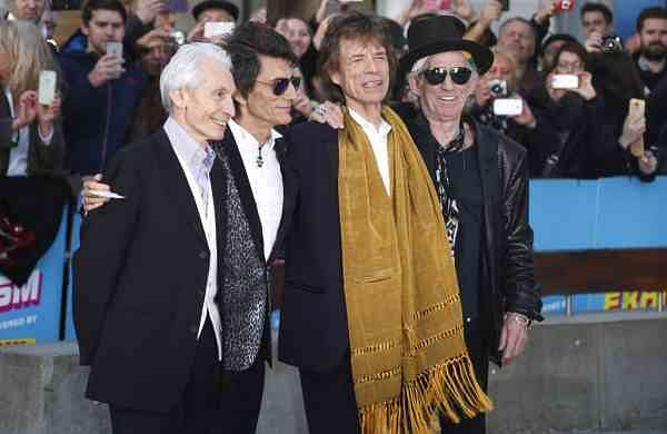 The Rolling Stones (Photo by Joel Ryan/Invision/AP, File)