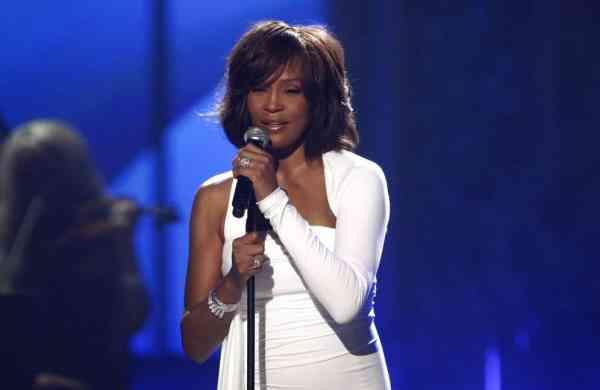 Whitney Houston (AP Photo/Matt Sayles)