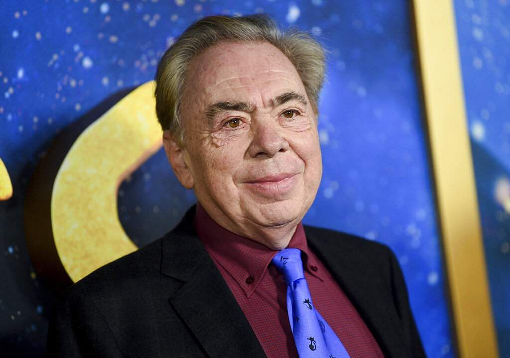 Andrew Lloyd Webber (Photo by Evan Agostini/Invision/AP, File)