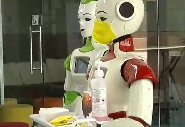 Robotic nurses