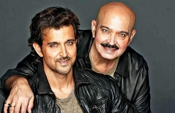 'Virus should be afraid of him': Hrithik shares Rakesh Roshan's workout video