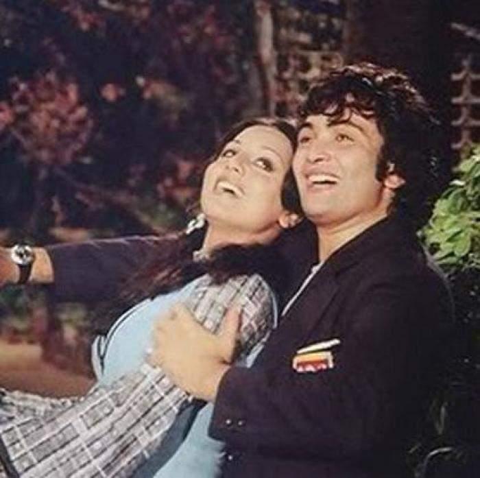 Neetu_Kapoor_and_Rishi_Kapoor_in_Ek_Mai_Aur_Ek_Tu