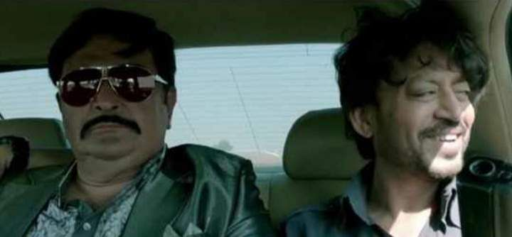 Rishi Kapoor and Irrfan Khan in D-Day