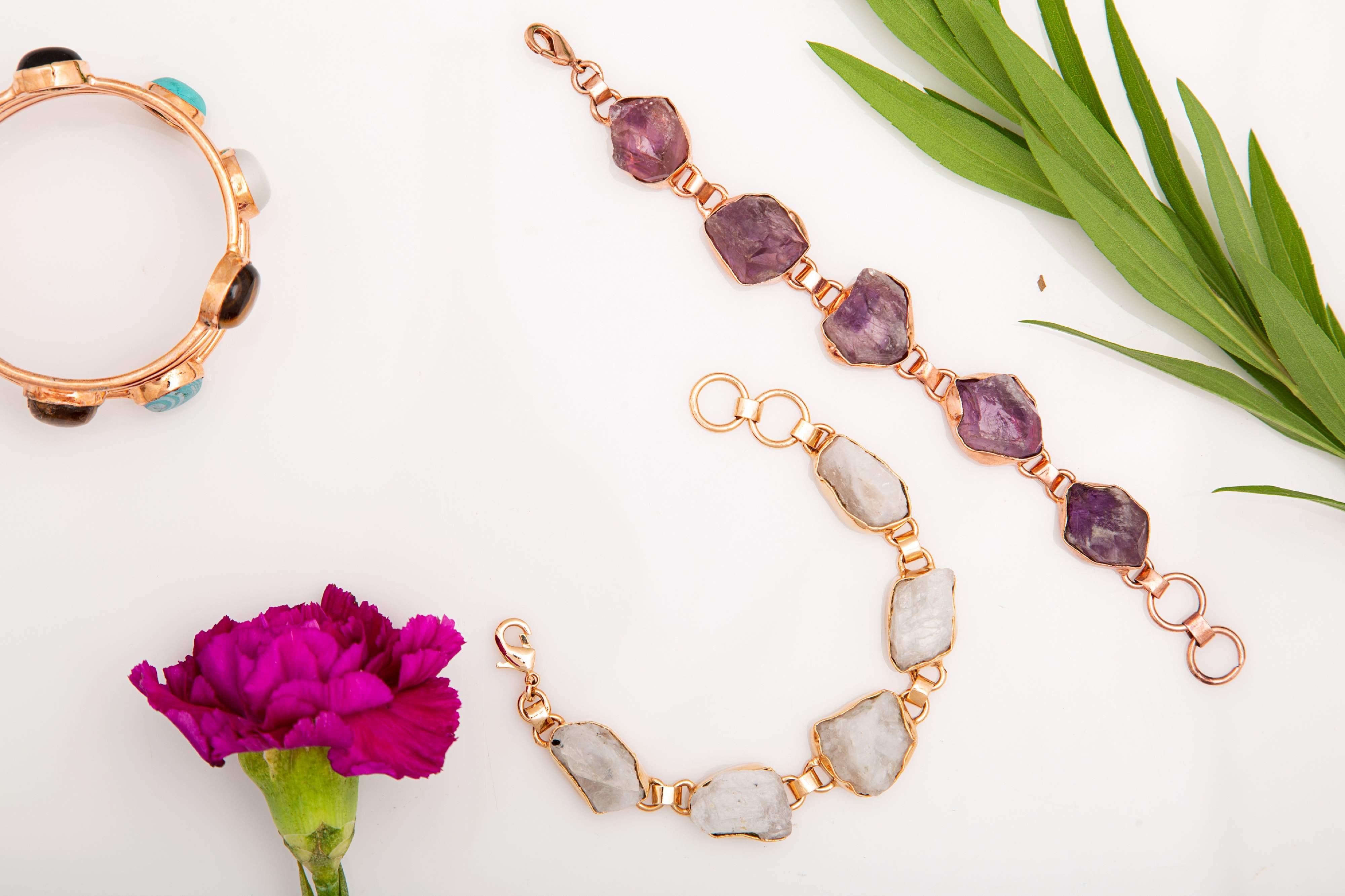 Chunky_Asymmetrical_Stone_Bracelets,_Price_Range-_2700_each