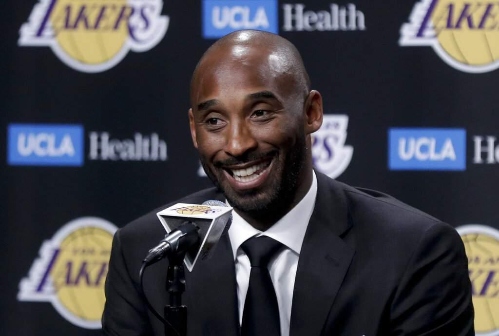 Kobe Bryant (AP Photo/Chris Carlson, File)