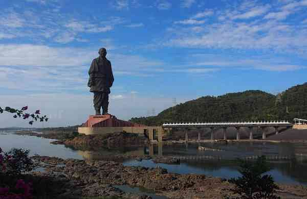 Statue of Unity (Source: Internet)