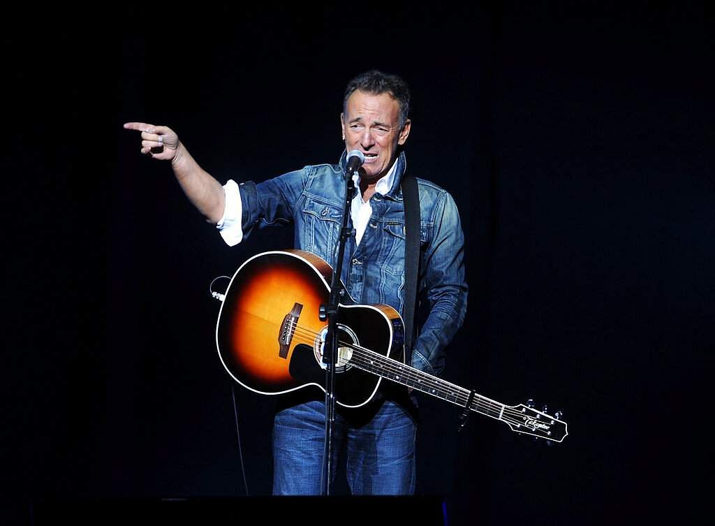 Bruce Springsteen (Photo by Brad Barket/Invision/AP File)