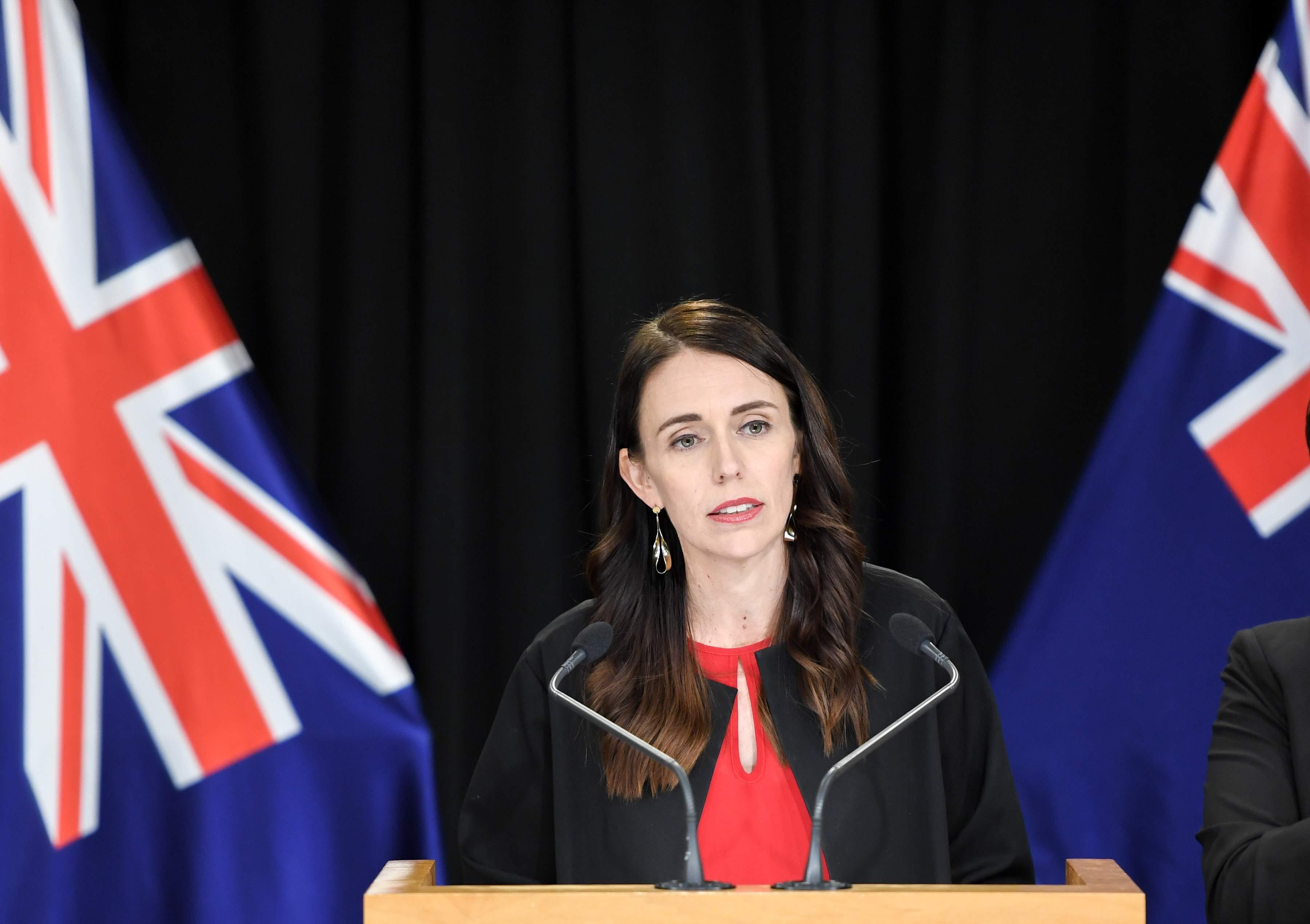 New Zealand Prime Minister Jacinda Ardern (Xinhua/Guo Lei/IANS)