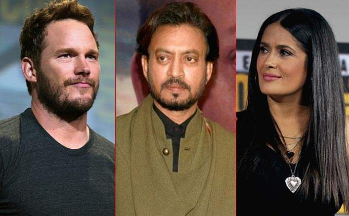 'Great actor,exquisite human being': Chris Pratt, Salma Hayek among other Hollywood stars remember