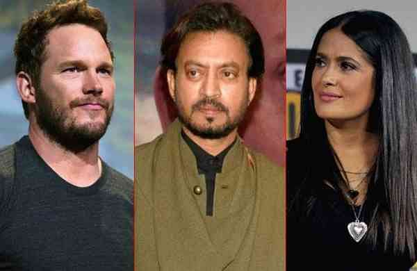 'Great actor, exquisite human being': Chris Pratt, Salma Hayek among other Hollywood stars remember