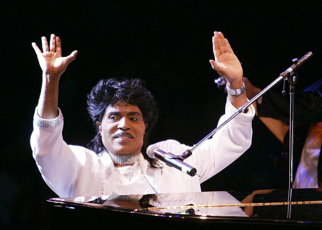 Little Richard (AP Photo/Ed Betz, File)