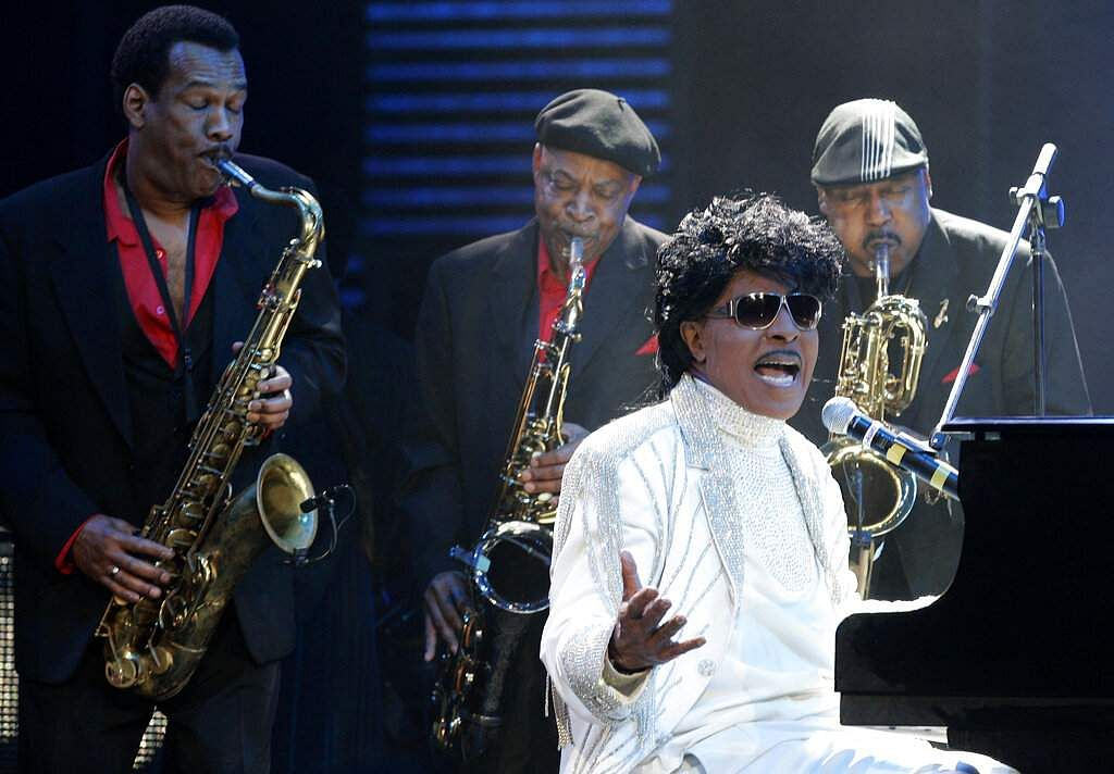 Little Richard (AP Photo/Patrick Semansky, File)
